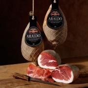 Araldo - culatello con cotenna